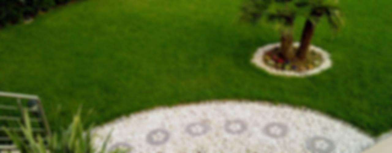Bahçevilla Peyzaj Tasarım Uygulama – Villa bahçeleri 2:  tarz Bahçe
