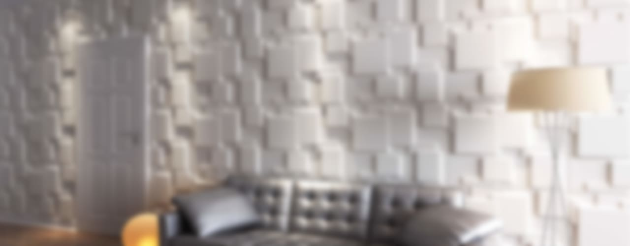 Paredes de estilo  por Group Enerji Yapı Dekorasyon