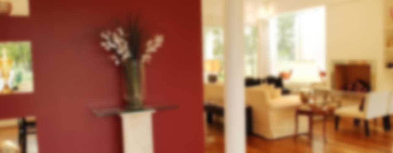 Salas de estar  por Estudio de Arquitectura Clariá & Clariá , Moderno