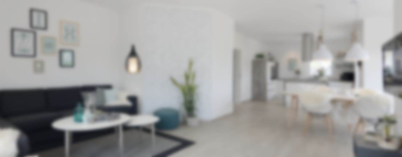 Modern living room by Danhaus GmbH Modern
