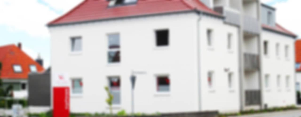 Sanierung eines Mehrfamilienhauses in Bad Oeynhausen von Maklerkontor Brand & Co. Immobilienmakler GmbH & Co. KG