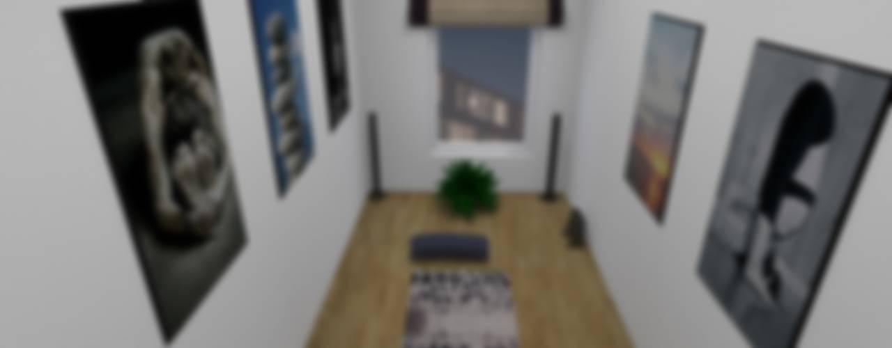 Ruang Fitness oleh АМСД