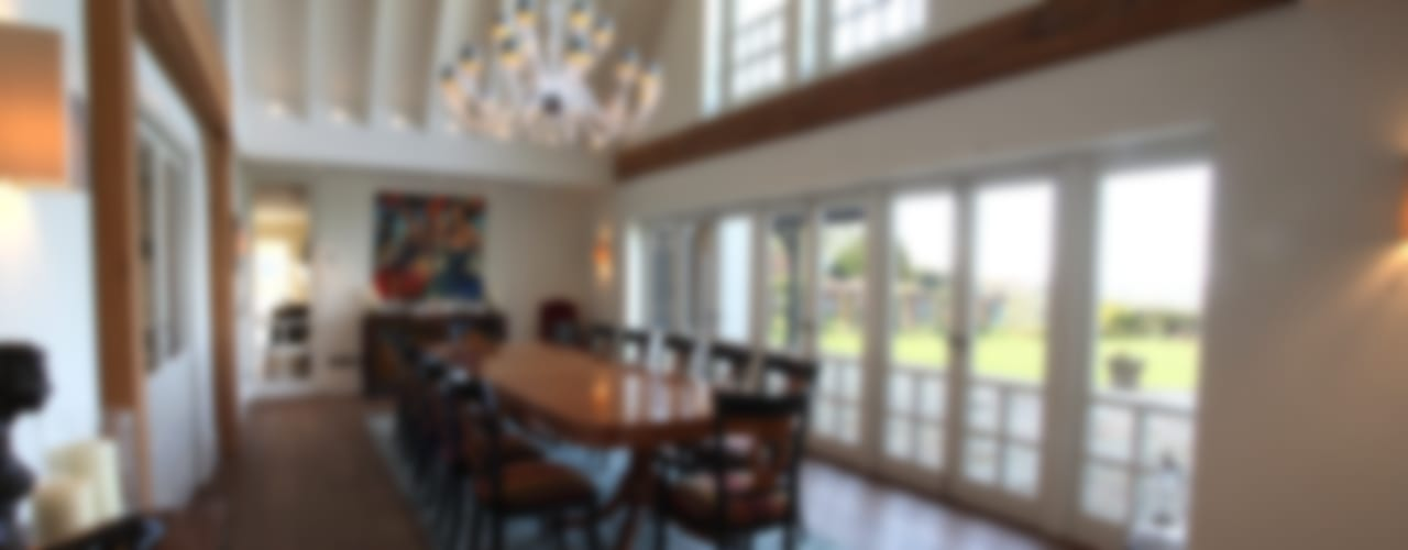 Tidemark Classic style dining room by JBA Architecture Classic