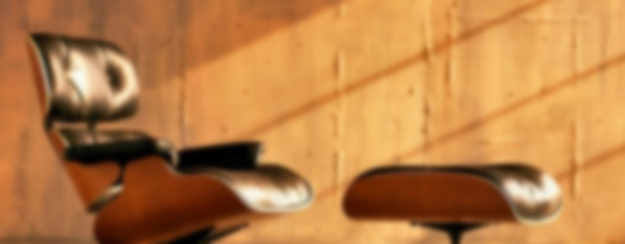 Herman Miller Salones modernos de Herman Miller México Moderno