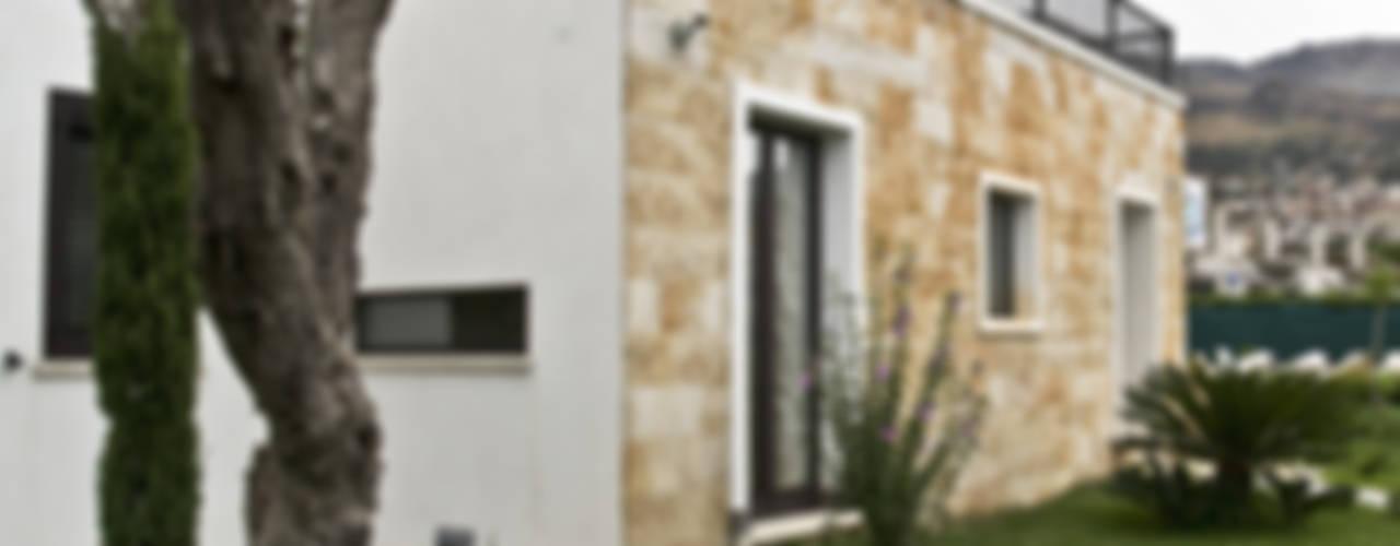Residenza privata 4 Case in stile mediterraneo di Ignazio Buscio Architetto Mediterraneo
