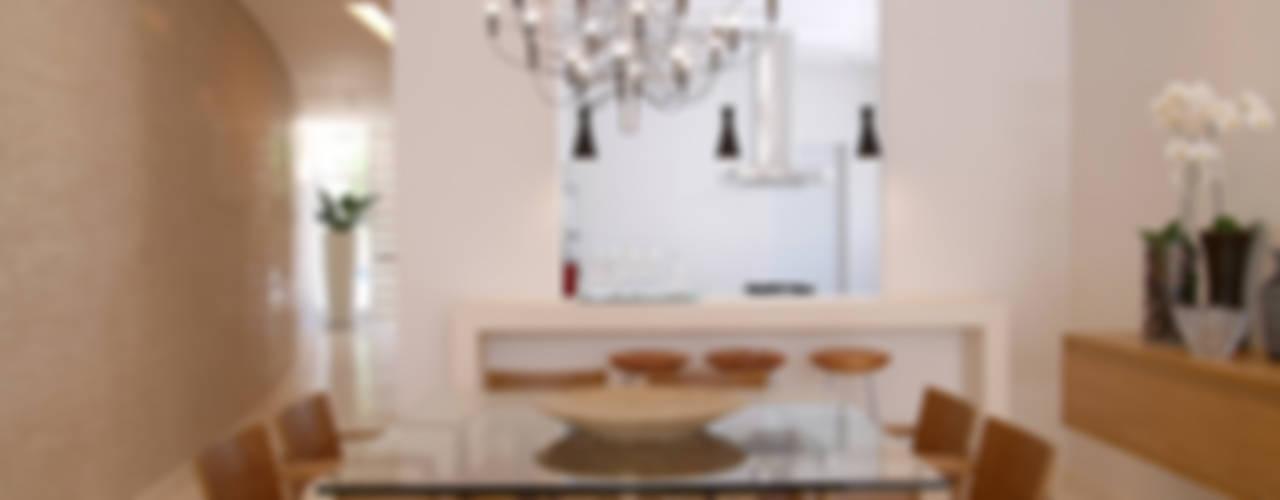 Residência Sorocaba Salas de jantar modernas por Denise Barretto Arquitetura Moderno