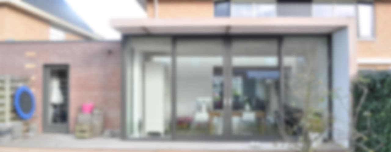 Nico Dekker Ontwerp & Bouwkunde의  주택