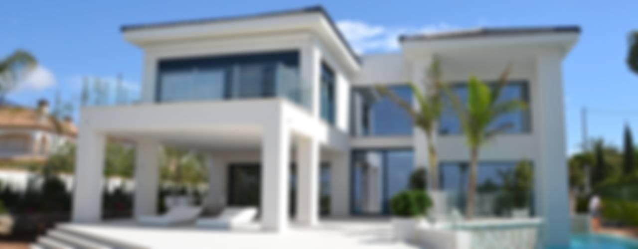 Case in stile mediterraneo di Alicante Arquitectura y Urbanismo SLP Mediterraneo