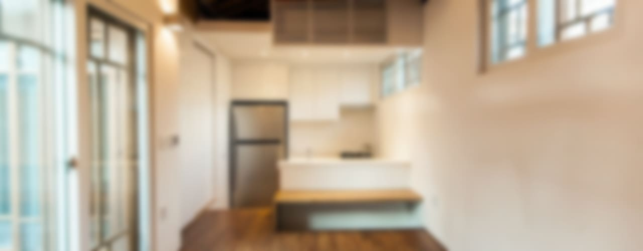 통인동 한옥 - 취아당: 라이프인스탈로의  거실,모던