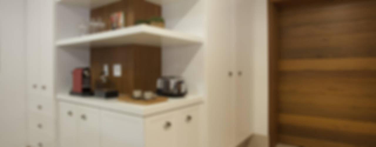 Cocinas de estilo  por Cria Arquitetura, Rústico