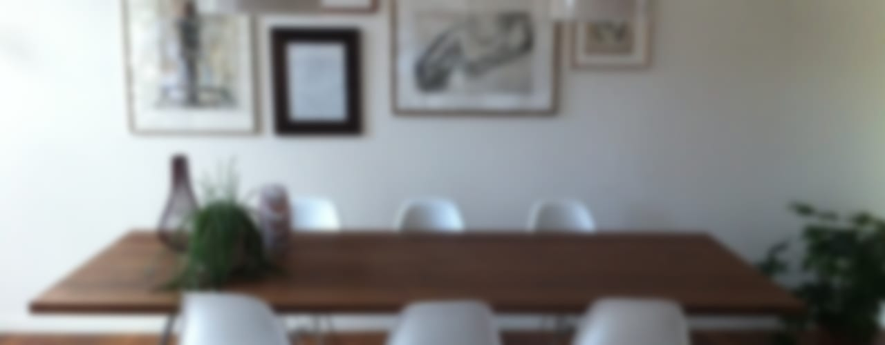 Appartamento a Milano Sala da pranzo moderna di Karin Künzli Moderno