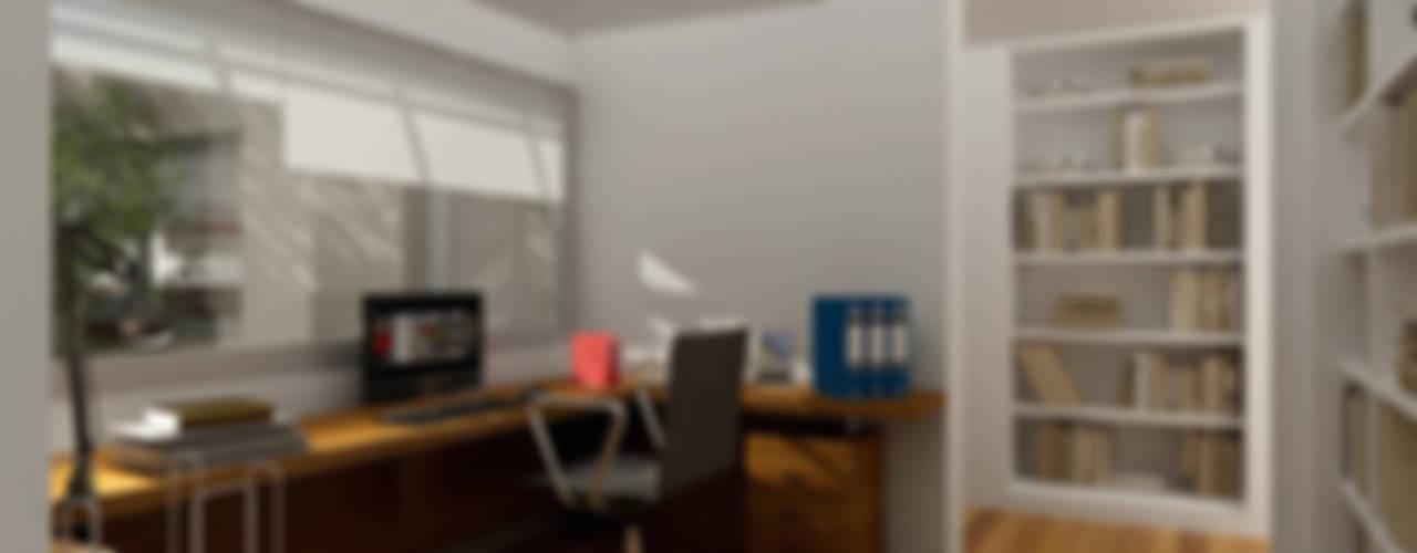مكتب عمل أو دراسة تنفيذ Entretrazos