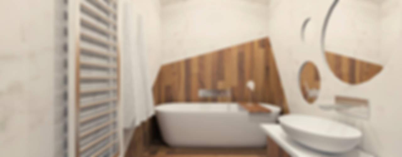"""Квартира в ЖК """"Дирижабль"""" Ванная комната в стиле минимализм от AFTER SPACE Минимализм"""