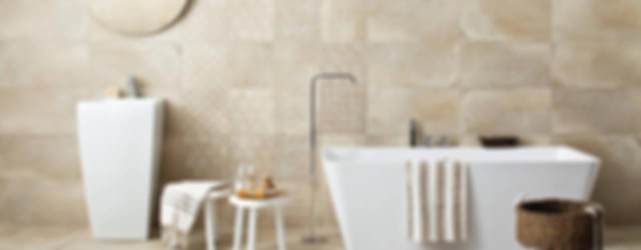 Bathroom by Ceramika Paradyż, Modern