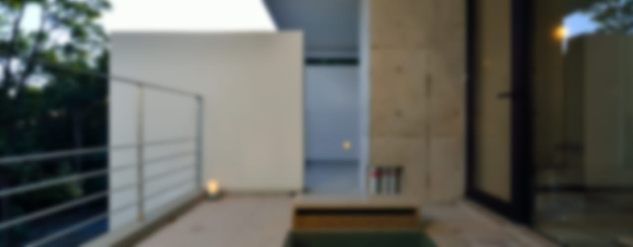 Bathroom by アトリエ環 建築設計事務所,