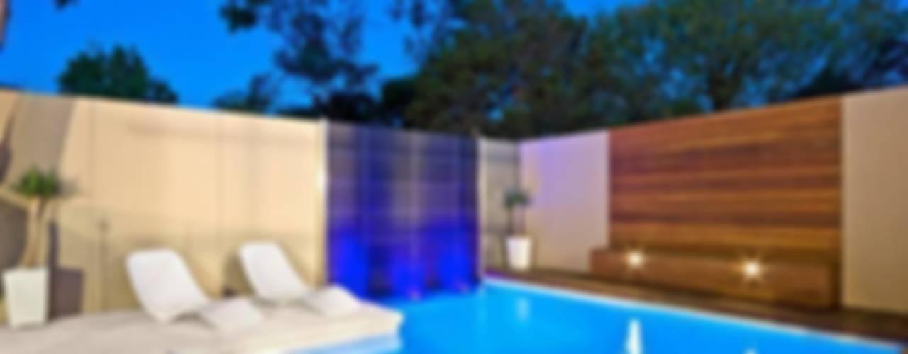 Piscine classique par TADI Taller de arquitectura y diseño Classique