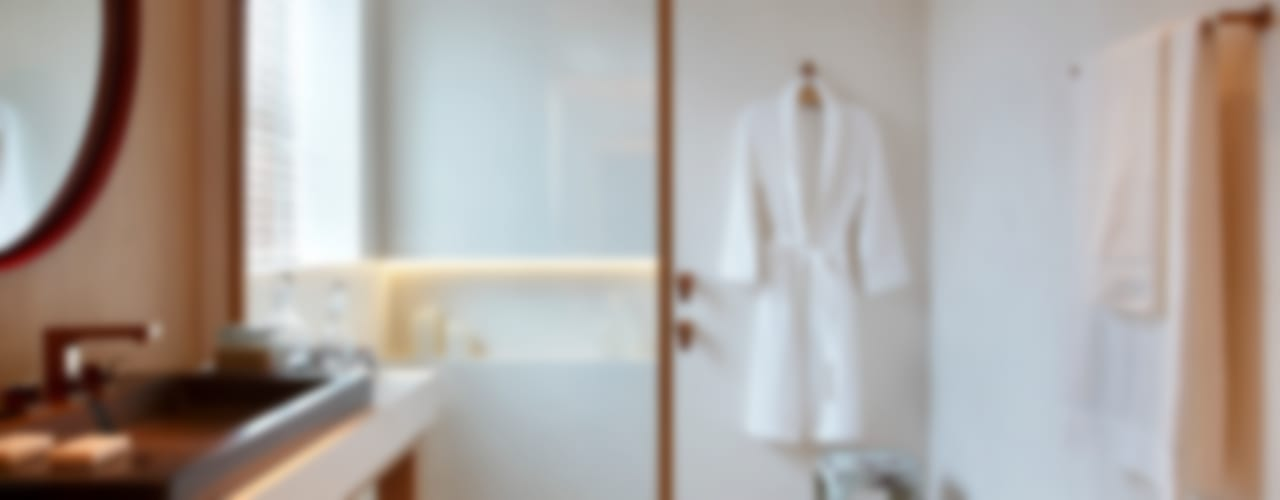 BC Arquitetos 의  욕실, 모던