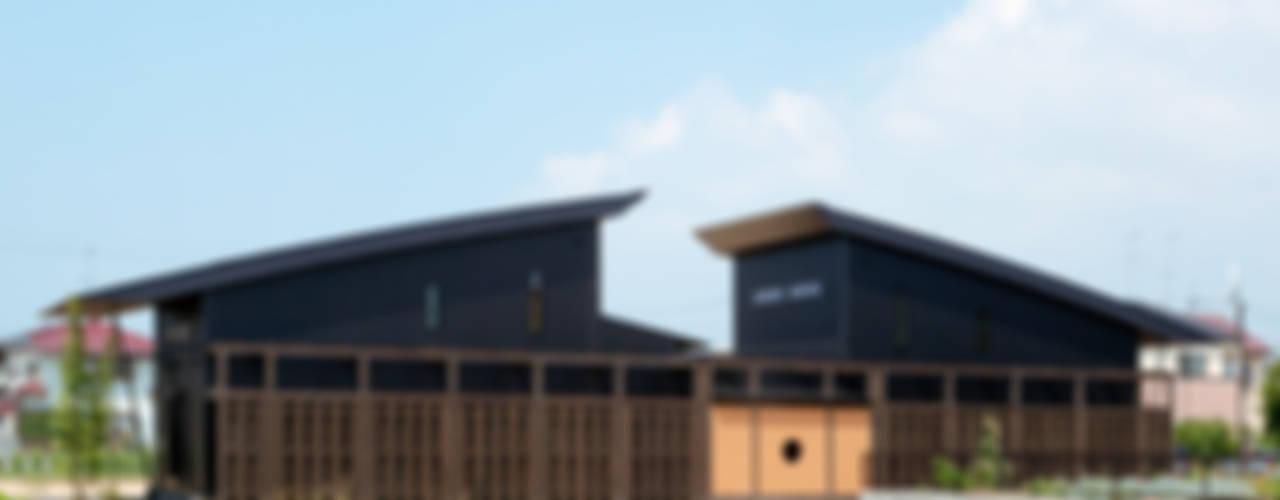 舞双庵 日本家屋・アジアの家 の 有限会社 TEAMWORKS 和風