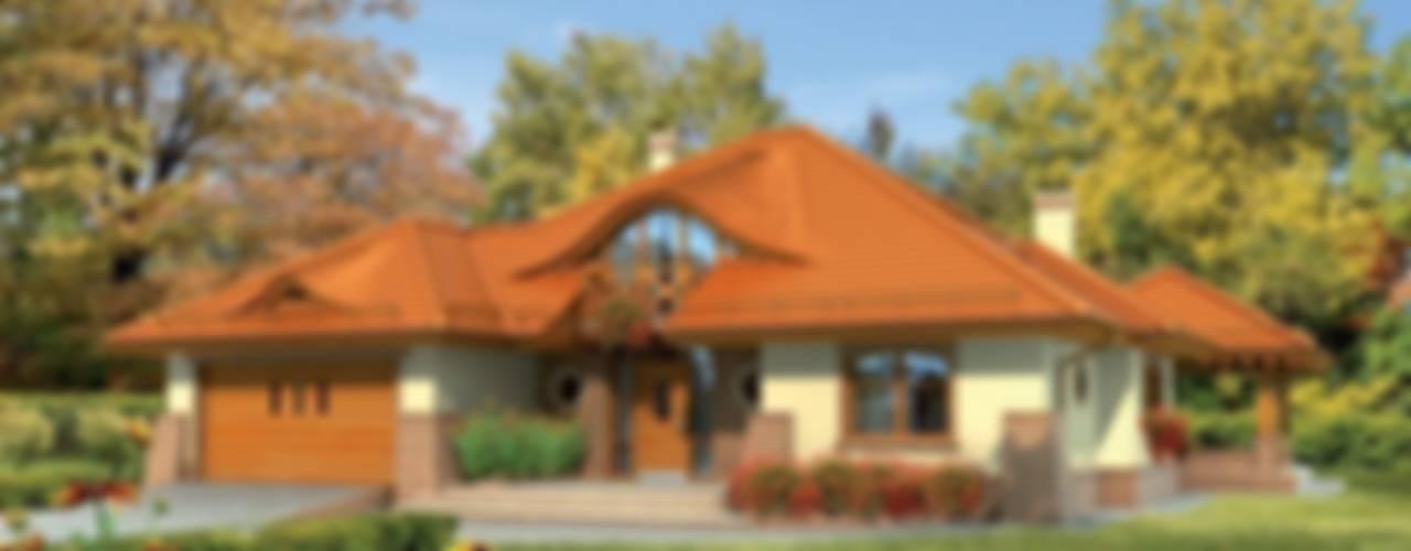 Maisons classiques par Pracownia Projektowa ARCHIPELAG Classique