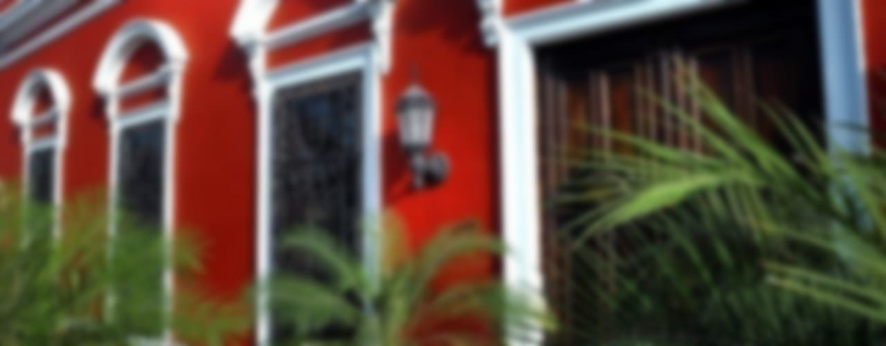 Hoteles de estilo colonial de Taller Estilo Arquitectura Colonial