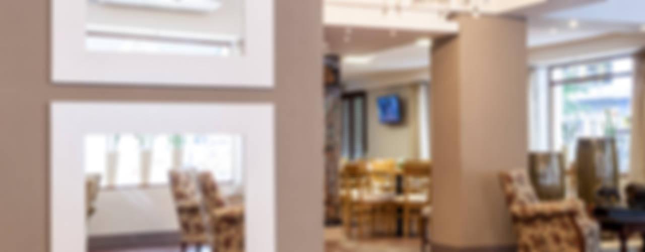 HOTEL EN MAR DEL PLATA: Hoteles de estilo  por Estudio Arqt,Clásico
