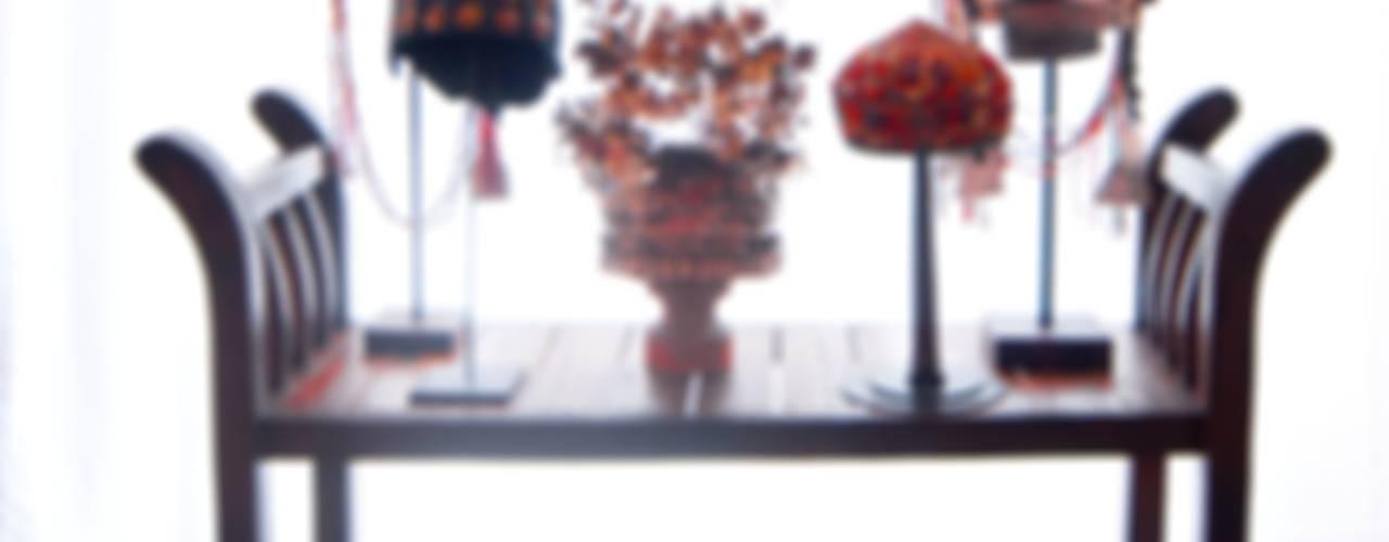 Dúplex en Recoleta Livings modernos: Ideas, imágenes y decoración de GUTMAN+LEHRER ARQUITECTAS Moderno