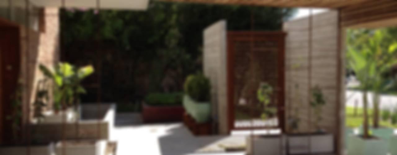 Jardines de estilo asiático de BAIRES GREEN Asiático