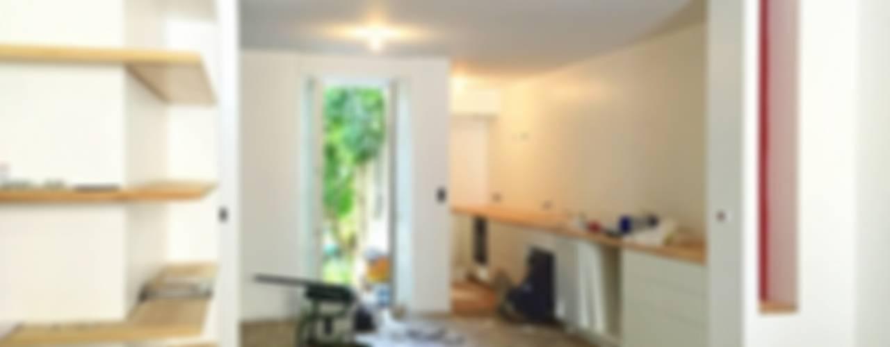 Maison A01 Salle à manger moderne par 3B Architecture Moderne