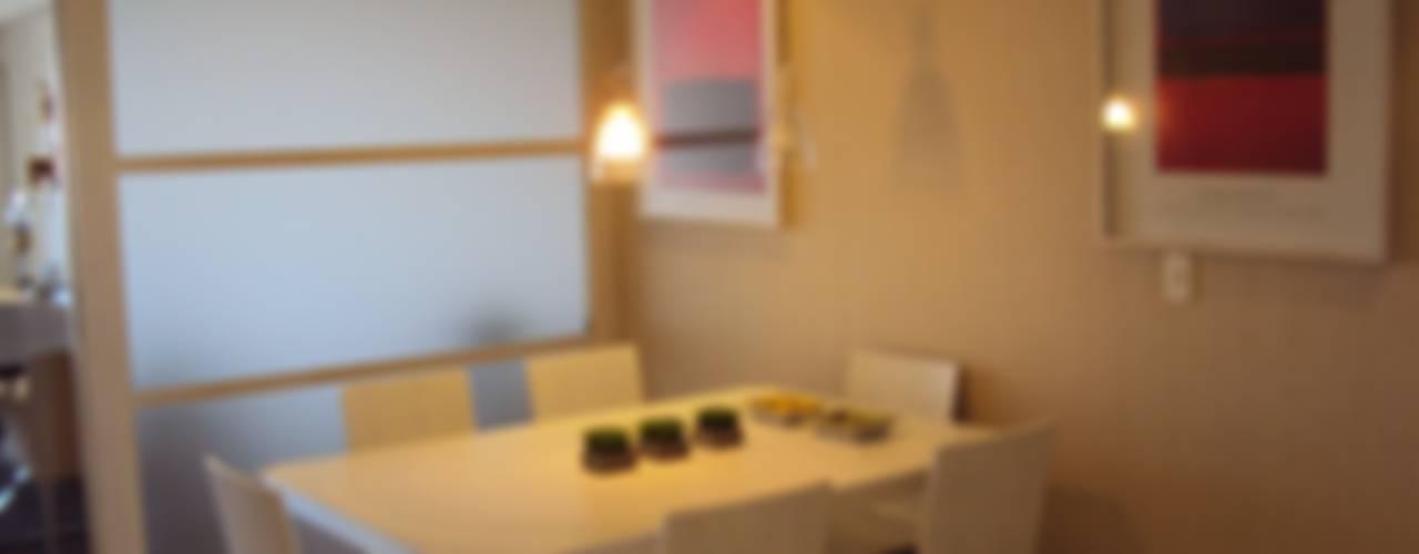 Piso en Retiro Comedores modernos de GUTMAN+LEHRER ARQUITECTAS Moderno
