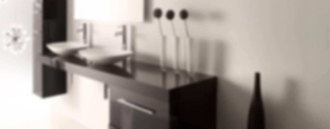 Stylisme Salle de bain moderne par DECO CONCEPT Moderne