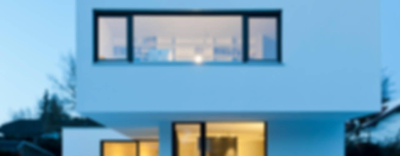 Projekty,  Domy zaprojektowane przez gramming rosenmüller architekten, Nowoczesny