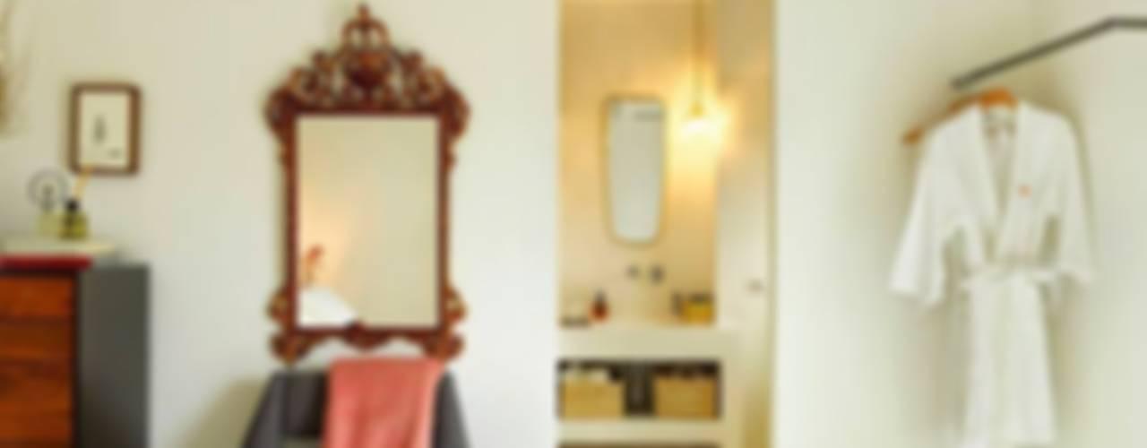 Locanda di Doris Camera da letto minimalista di CASABELLA Minimalista