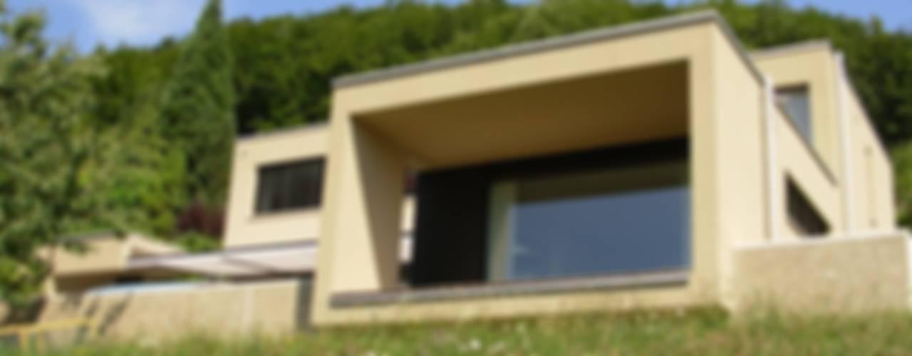 EFH Neubau bei Aarau Moderne Häuser von wernli architektur ag Modern