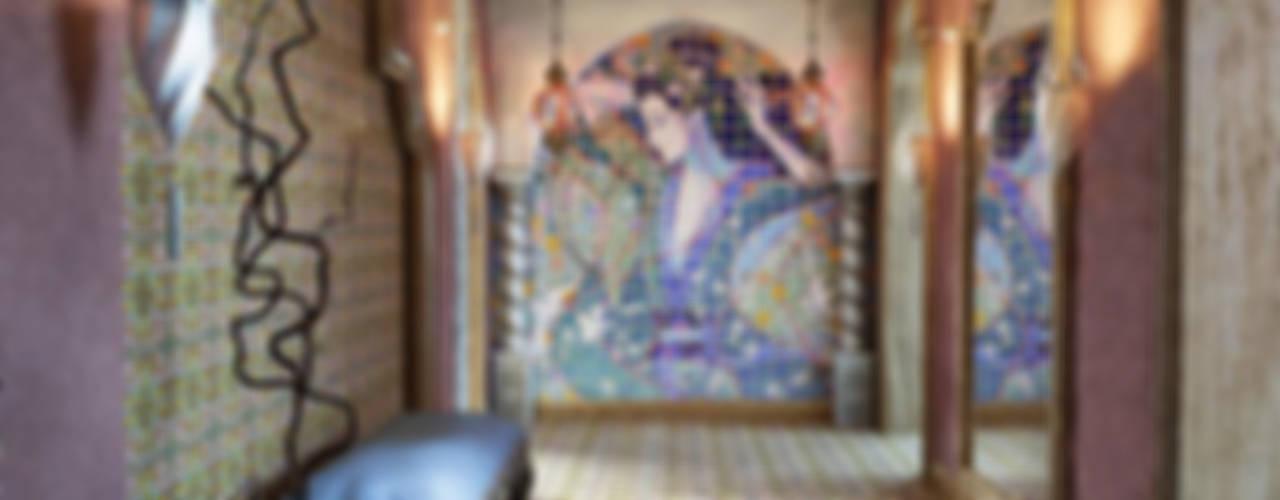 Восток: Коридор и прихожая в . Автор – AbcDesign