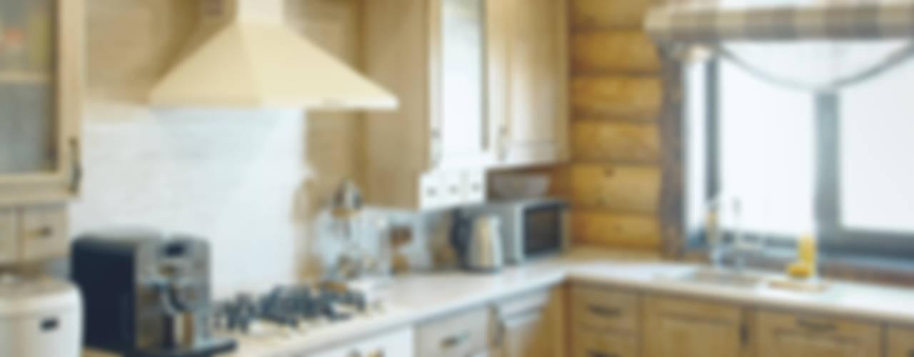 Landhaus Küchen von ULJANOCHKIN DESIGN*STUDIO Landhaus