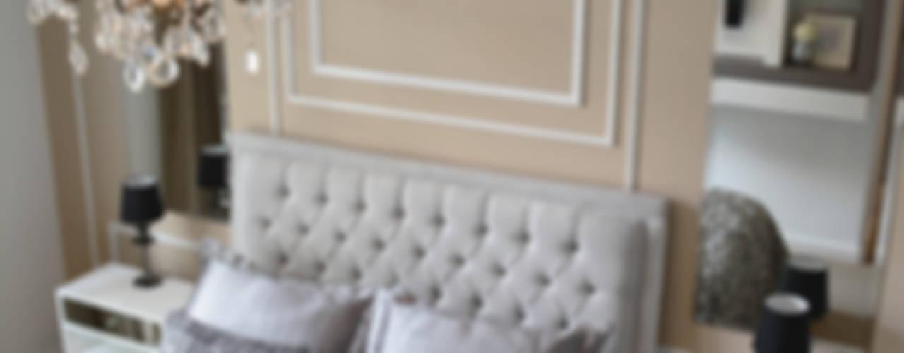 Dormitorios de estilo clásico de Estudio Nicolas Pierry Clásico