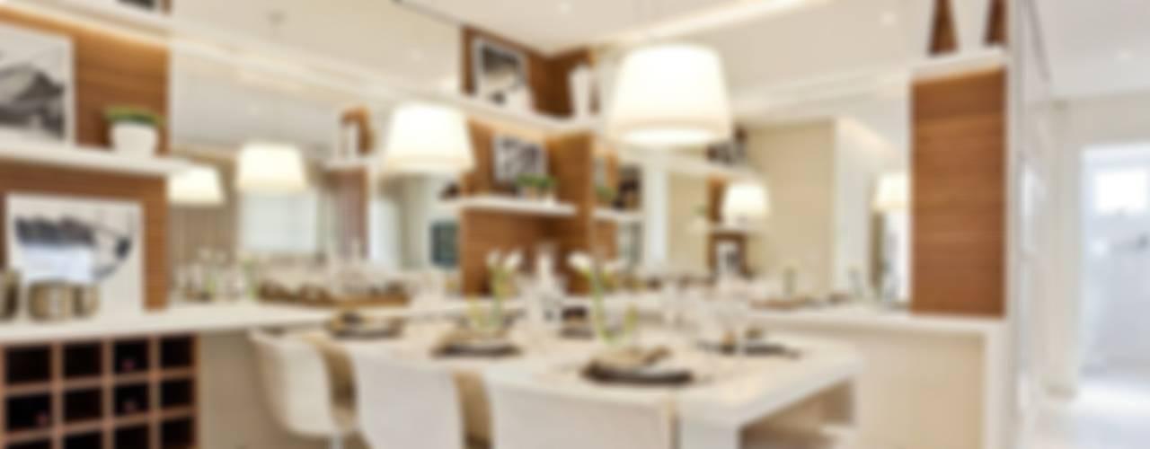 Lapa | Decorados: Salas de jantar  por SESSO & DALANEZI