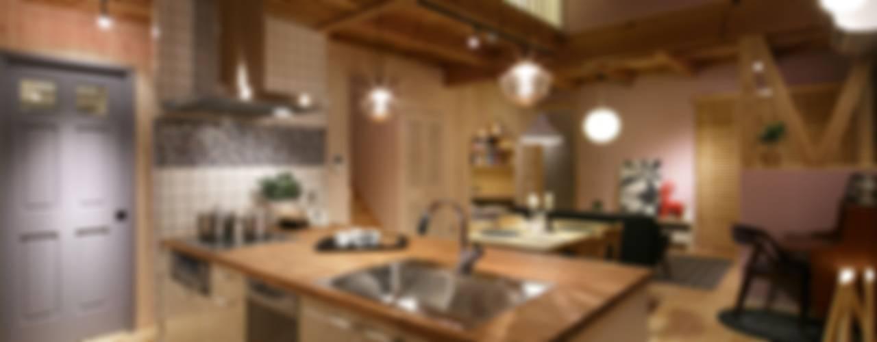 Kitchen by dwarf, Scandinavian
