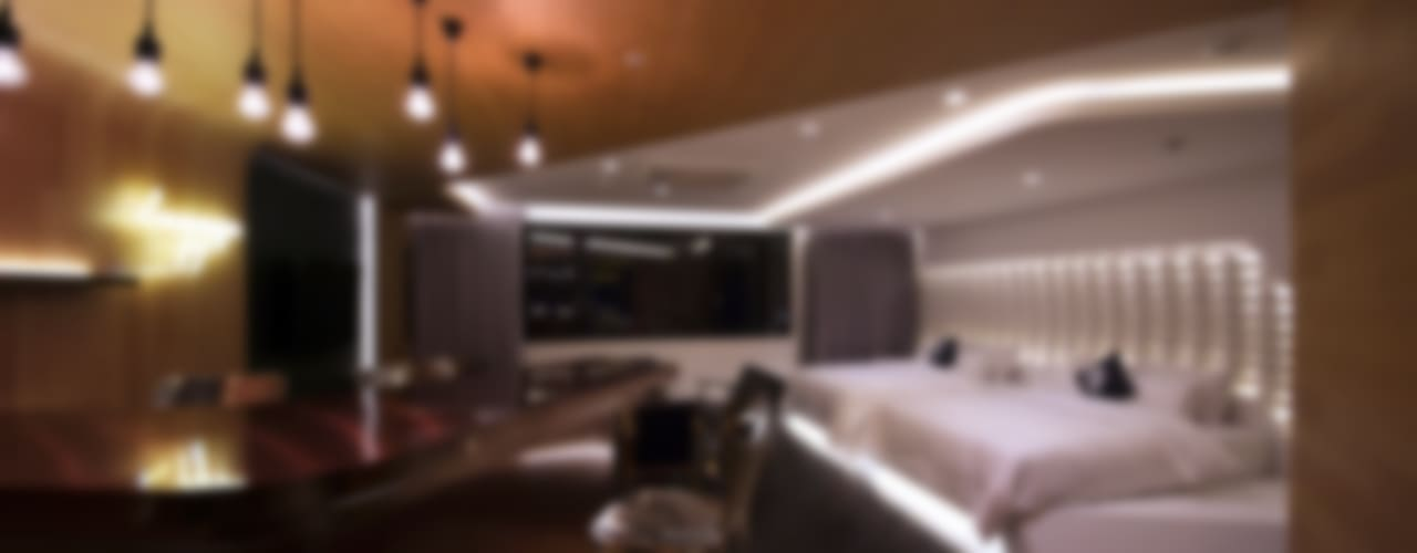 Lounge_17 모던스타일 거실 by Seungmo Lim 모던