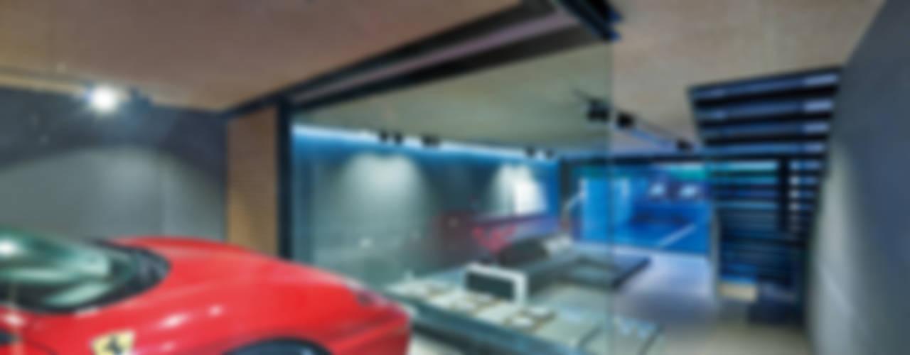 Millimeter Interior Design Limited 现代客厅設計點子、靈感 & 圖片