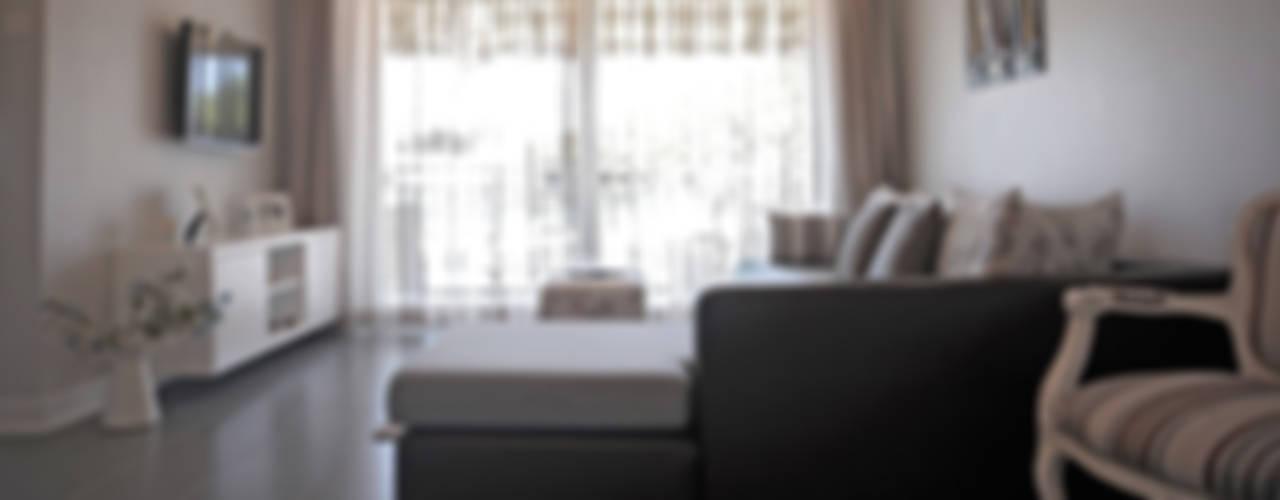 Bilgece Tasarım – Sema & Harun Gökbayrak:  tarz Oturma Odası