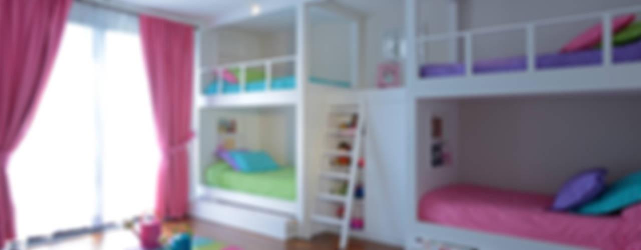 غرفة الاطفال تنفيذ VICTORIA PLASENCIA INTERIORISMO