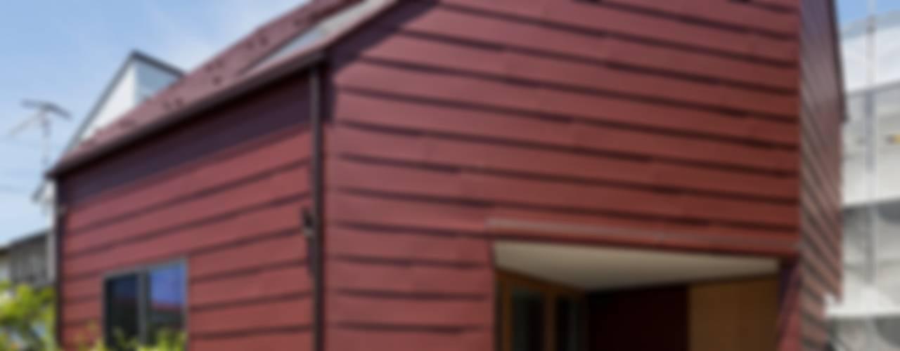 浜竹の家 House in Hamatake モダンな 家 の 一級建築士事務所 本間義章建築設計事務所 モダン