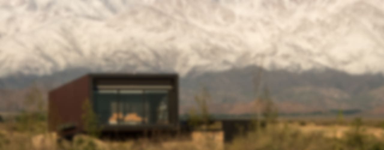 Casas estilo moderno: ideas, arquitectura e imágenes de A4estudio Moderno