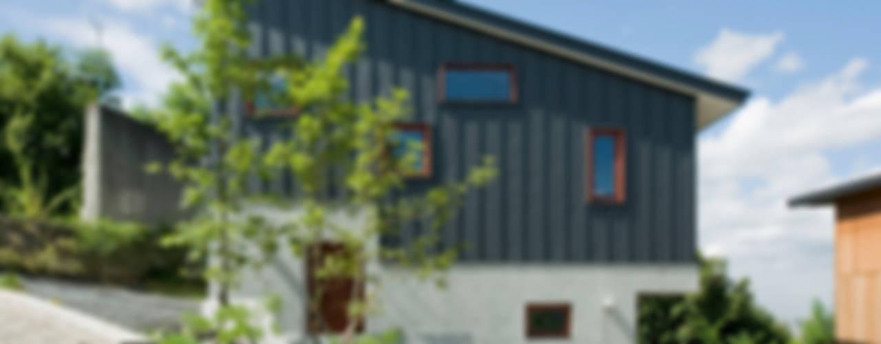 아시아스타일 주택 by アール・アンド・エス設計工房 한옥