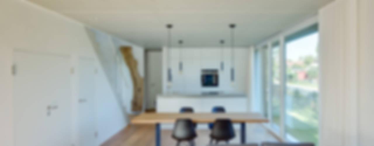 Woonkamer door Möhring Architekten,