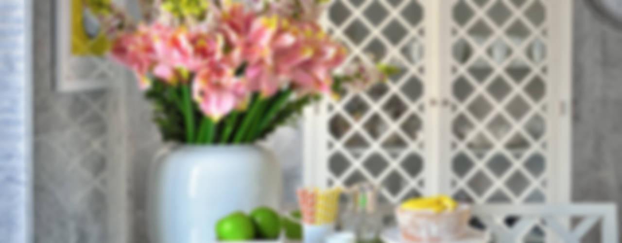 現代廚房設計點子、靈感&圖片 根據 Prego Sem Estopa by Ana Cordeiro 現代風