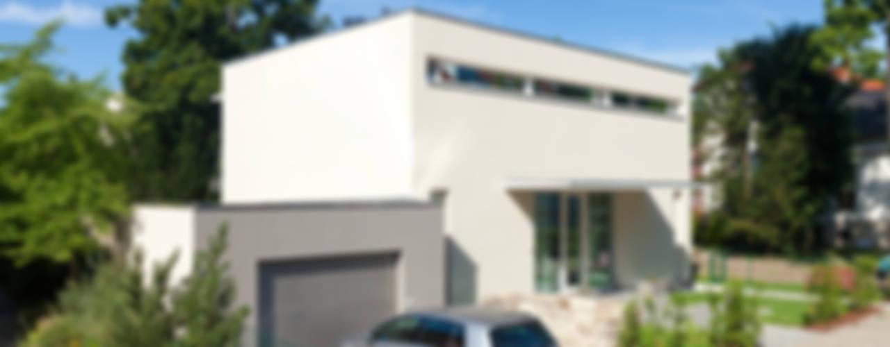 Wohnhaus in Dresden Moderne Häuser von Hildebrandt Architekten Modern