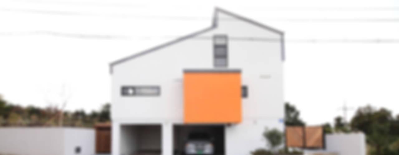 モダンな 家 の 주택설계전문 디자인그룹 홈스타일토토 モダン