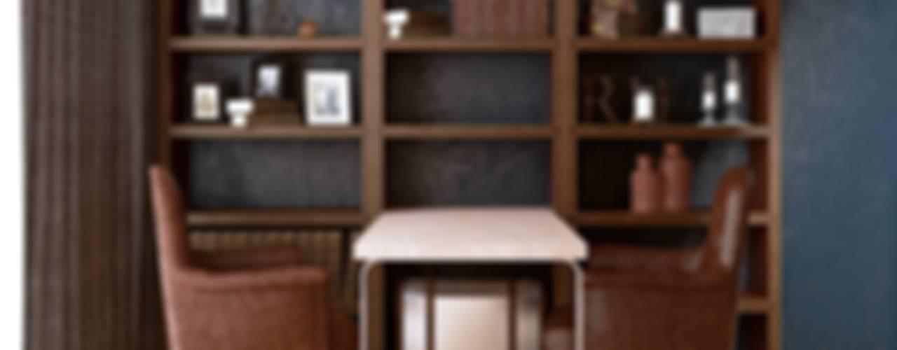 Luxury minimalism: Рабочие кабинеты в . Автор – MC Interior